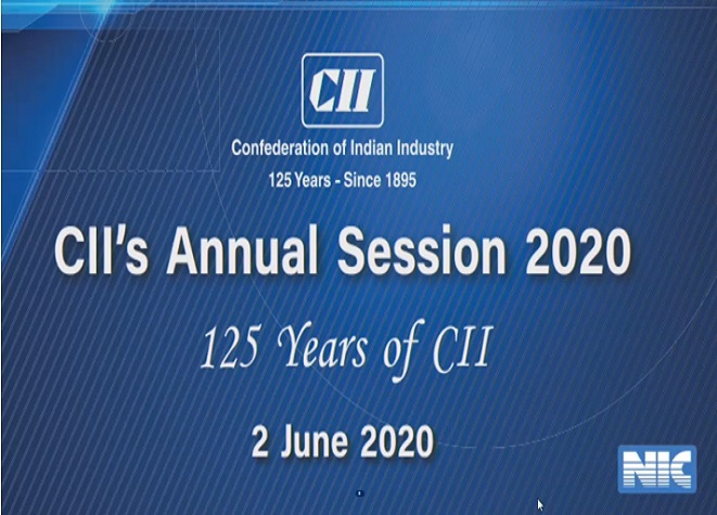 Hon'ble Prime Minister's Address at 125th Annual Session of CII